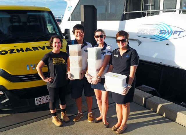 Food Rescue, Ozharvests from the Reef