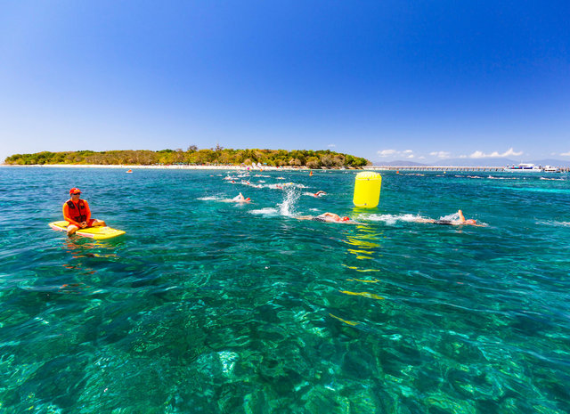 2019 Great Adventures Green Island Swim