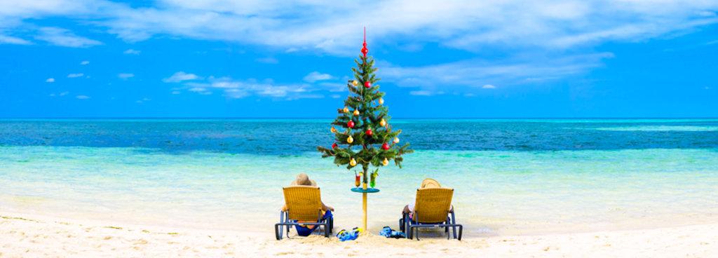 Christmas Day the Green Island way!