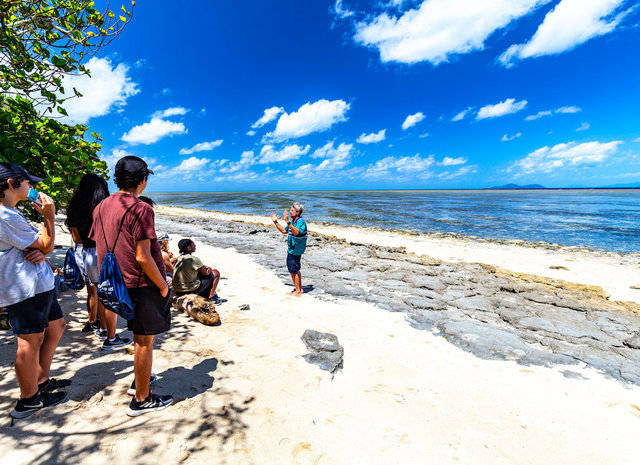 Green Island Living Classroom launched