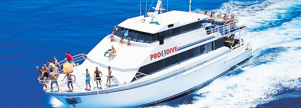 Dive Trip Adventures with Prodive Cairns